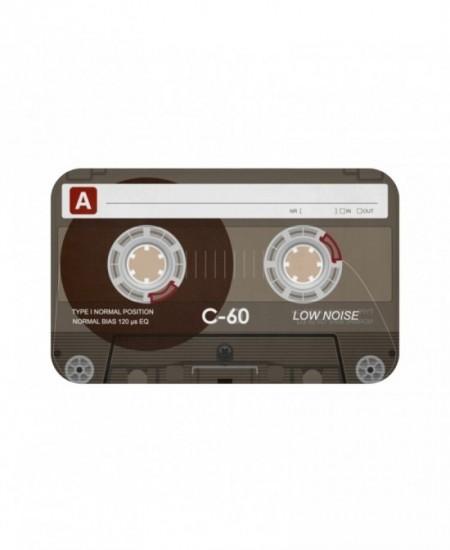 Cassette Tape Bath Mat