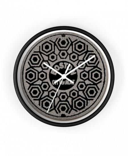 Manhole Wall clock