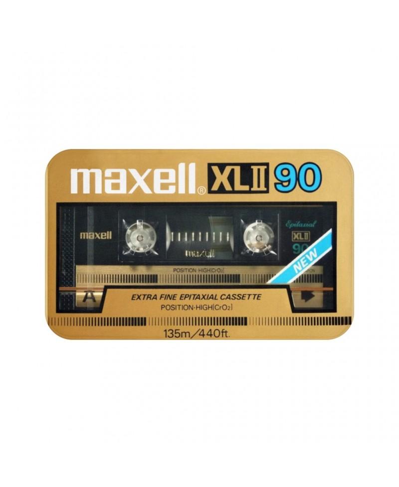 Cassette Tape Box Bath Mat