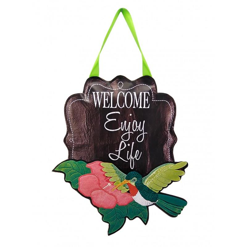 Welcome Enjoy Kapı Süsü