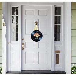 Plak Kapı Süsü